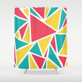 Gigi Light Shower Curtain