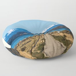 Visit Patagonia Floor Pillow