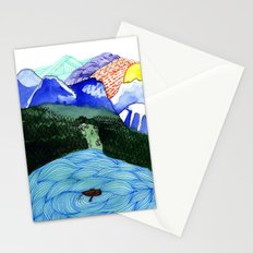 Landscapes / Nr. 1 Stationery Cards