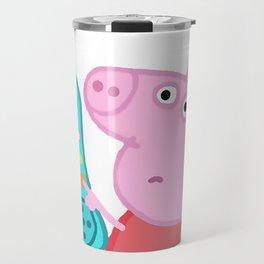 Peppa Pig Hang Up Travel Mug