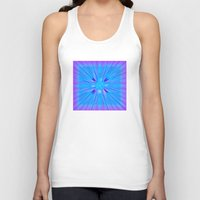 cracked Tank Tops featuring Cracked! by Shawn King