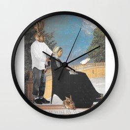 Whistler's Hare-Cut Wall Clock