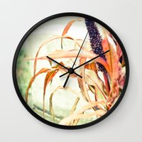 anonymous Wall Clocks featuring Anonymous by Elina Cate
