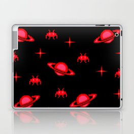 saturn invaders Laptop & iPad Skin