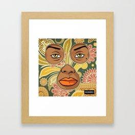 KALIBANDULU BADGYAL Framed Art Print