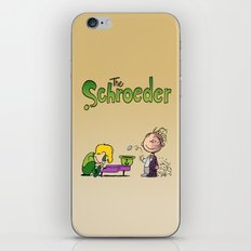 The Coin iPhone & iPod Skin
