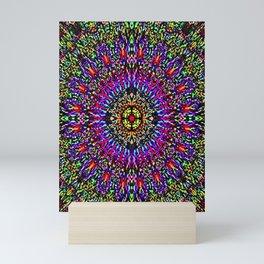 Mystic Luminous Scene Mini Art Print