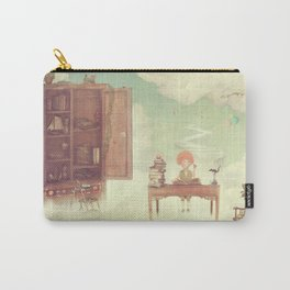 Lets go to school Carry-All Pouch