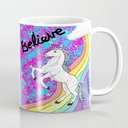Believe (Unicorn) Coffee Mug