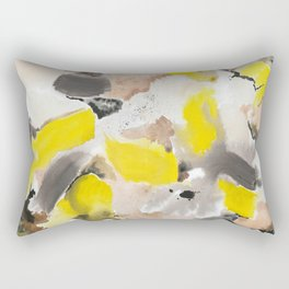 September Morning on the Island Rectangular Pillow