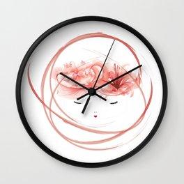nemuichan Wall Clock