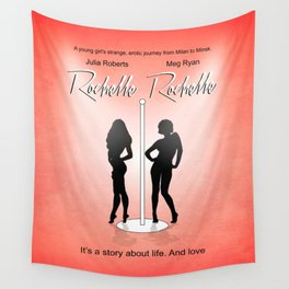 Rochelle Rochelle - Movie Poster - Seinfeld Wall Tapestry