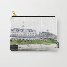 Block Island Harbor - Block Island, Rhode Island Carry-All Pouch
