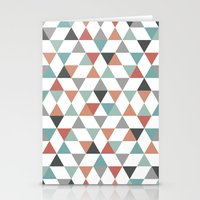 hexagon Stationery Cards featuring Hexagon by Pavel Saksin