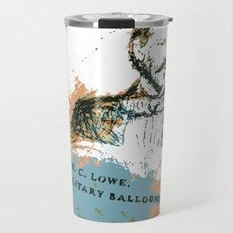 T. S. C. Lowe - Military Baloonist Travel Mug