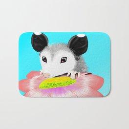 Blossom the Opossum Bath Mat