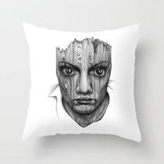 Good Woman Throw Pillow