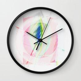 Abstract 2017 002 Wall Clock