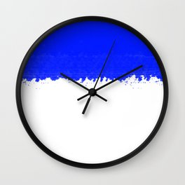 The Surf 1 Wall Clock