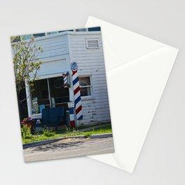 Perrysburg Barbershop Stationery Cards