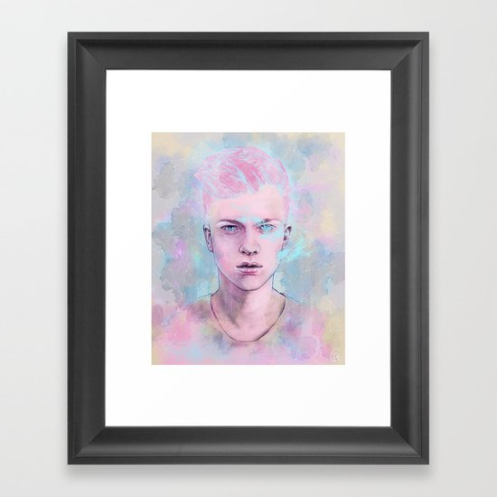 Astraeus Framed Art Print