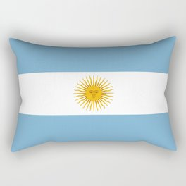 Argentina Rectangular Pillow