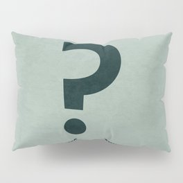 Lab No. 4 - The Important Thing Is Not To Stop Questioning Corporate Start-Up Quotes Poster Pillow Sham