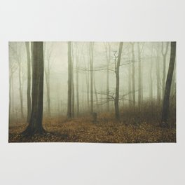 the forest i call home Rug