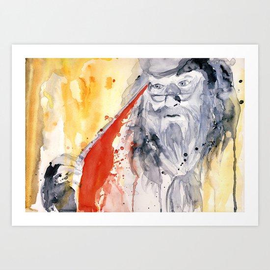Albus Art Print