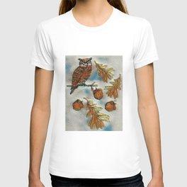 Fall In T-shirt