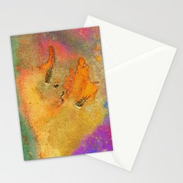 Essential Elements I - Fire Stationery Cards