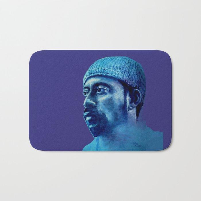 MADLIB - purple version Bath Mat