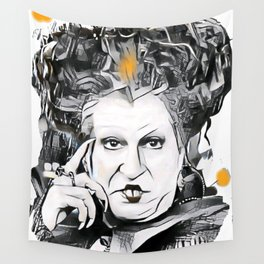 Winifred Sanderson Wall Tapestry
