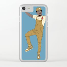 Chano Clear iPhone Case