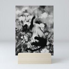 Sulley's Dream BW Mini Art Print