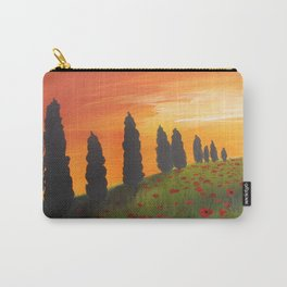 My Dear Tuscany Carry-All Pouch