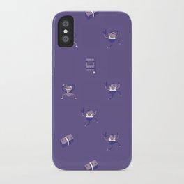 "Movie Patterns - ""Saturday Action"" iPhone Case"