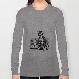 Bodega Kitty Long Sleeve T-shirt