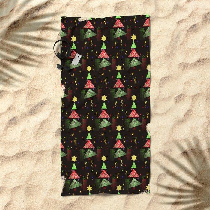 Celebrate Beach Towel