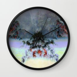 Pandemic allusion, limbs must, sporadically. Wall Clock