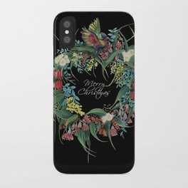An Aussie Christmas BLACK iPhone Case