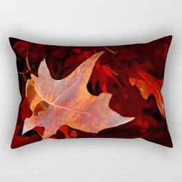 Autumn leaf Rectangular Pillow