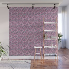 Tulle I + Wall Mural