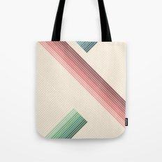 Vintage Geometric Tote Bag