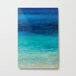SEA BEAUTY Metal Print