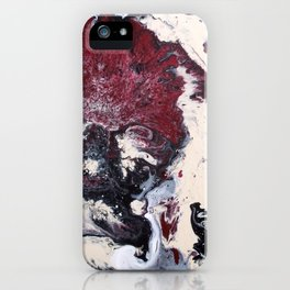 white elephant iPhone Case