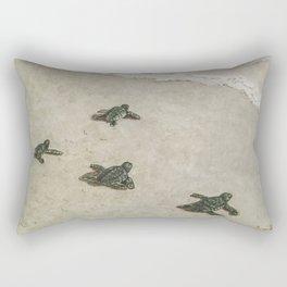 The Journey Begins by Teresa Thompson Rectangular Pillow
