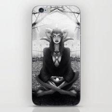 Meditate 2 iPhone & iPod Skin