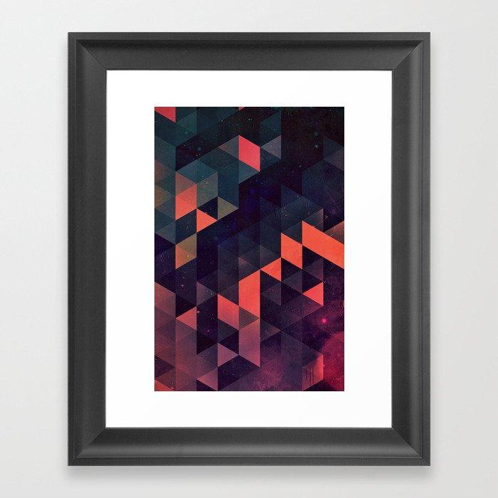 nydya Framed Art Print