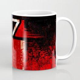 Renegade Commander John Shepard Coffee Mug